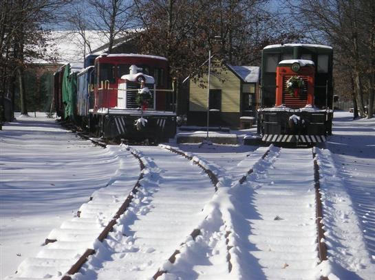 Denver Rails Database of Railroad Attractions